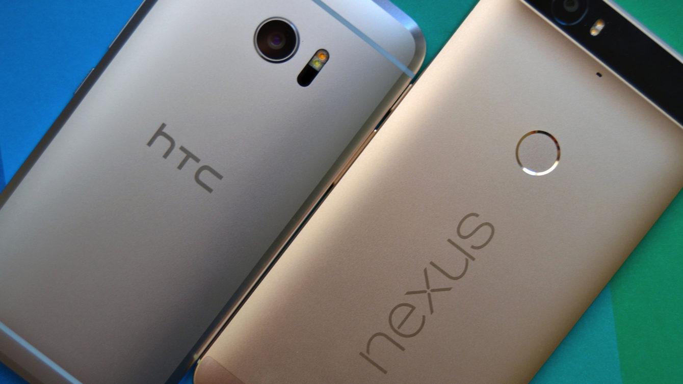 HTC 10 Nexus 6P 2