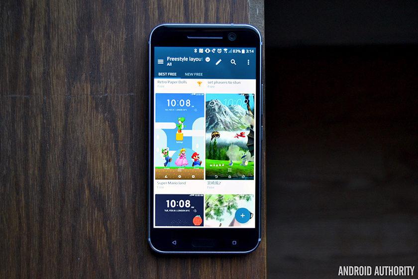 HTC 10 Themes AA 5
