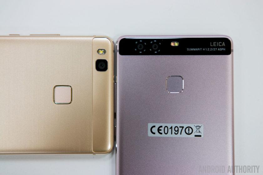 Huawei P9 Lite vs P9-9