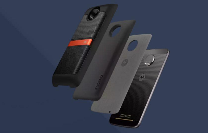 Motorola Moto Mods designs