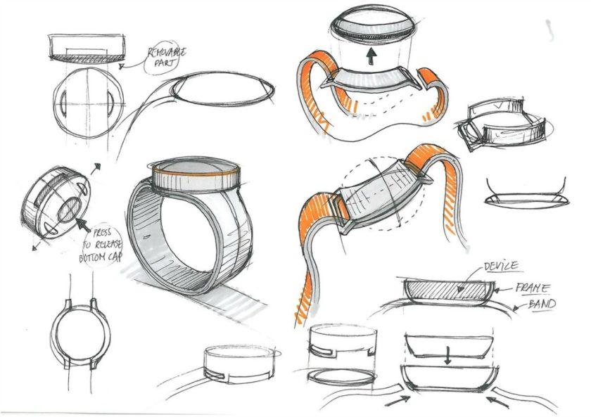 OnePlus smartwatch designs