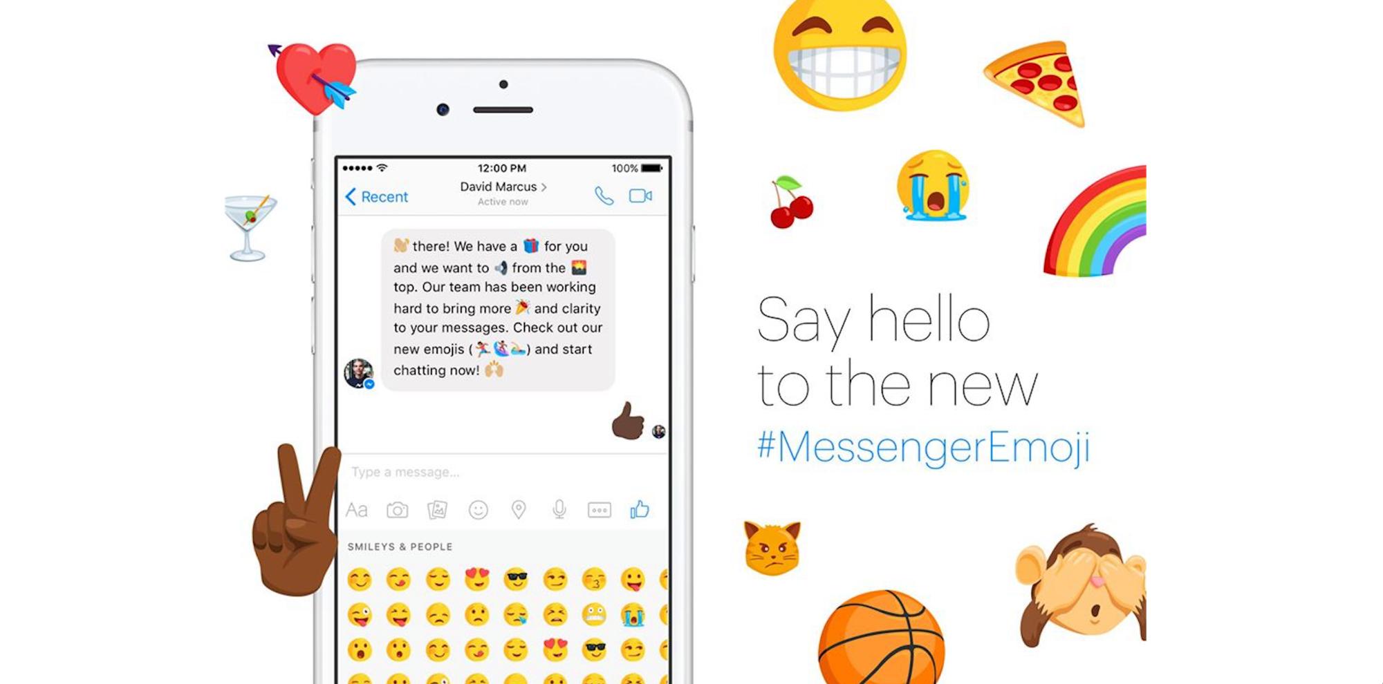 facebook new emoji