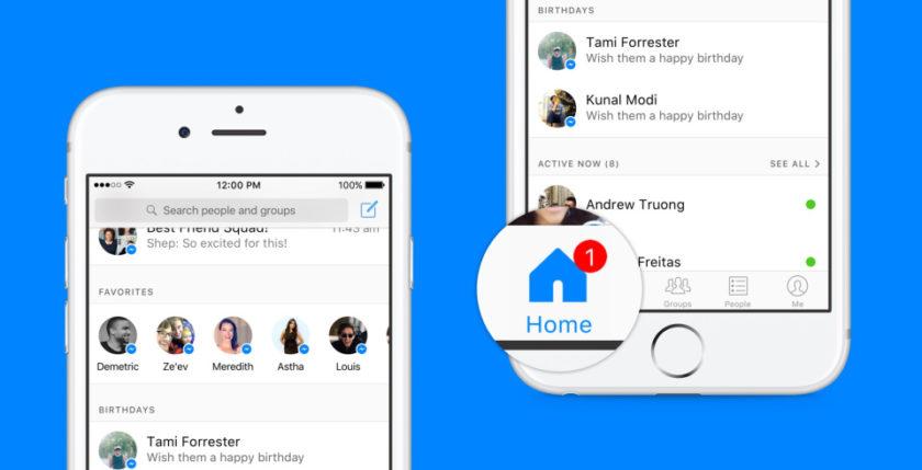 messenger improvements
