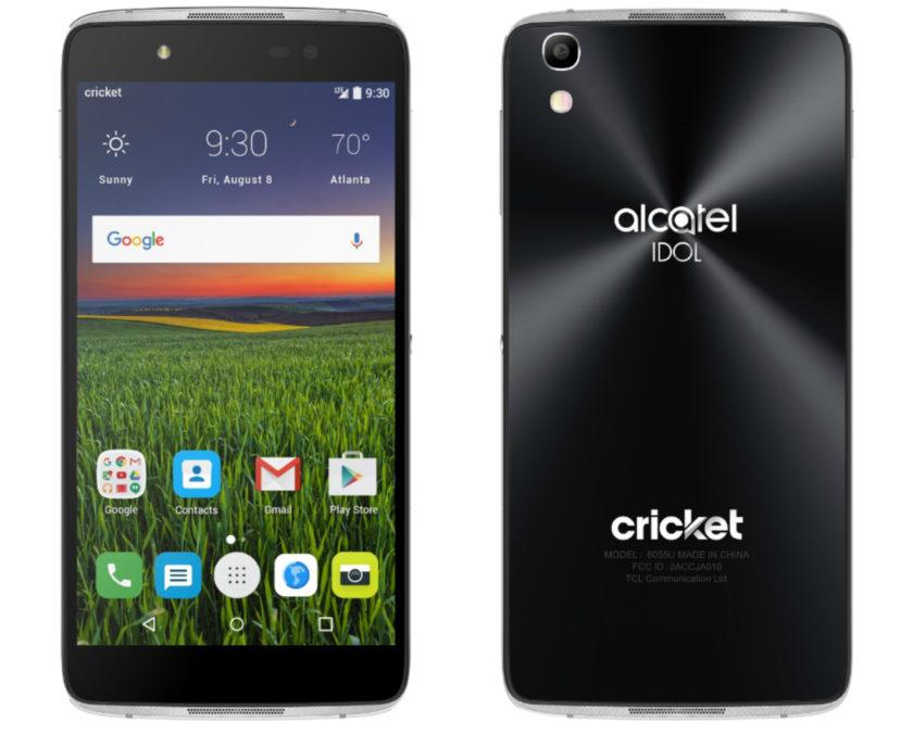 Alcatel Idol 4 Cricket