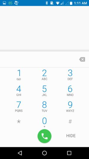 Alcatel Idol 4s screenshots 6