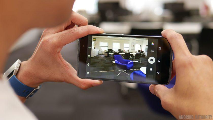 BlackBerry DTEK50 hands on 14