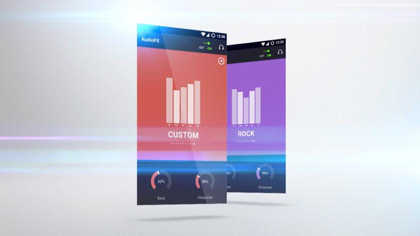 Cyanogen OS AudioFX 2