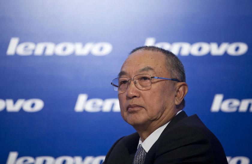 Lenovo Legend Liu Chuanzhi