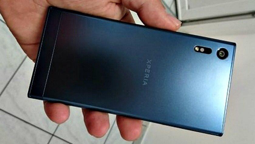 Sony Xperia X Performance 2 teaser