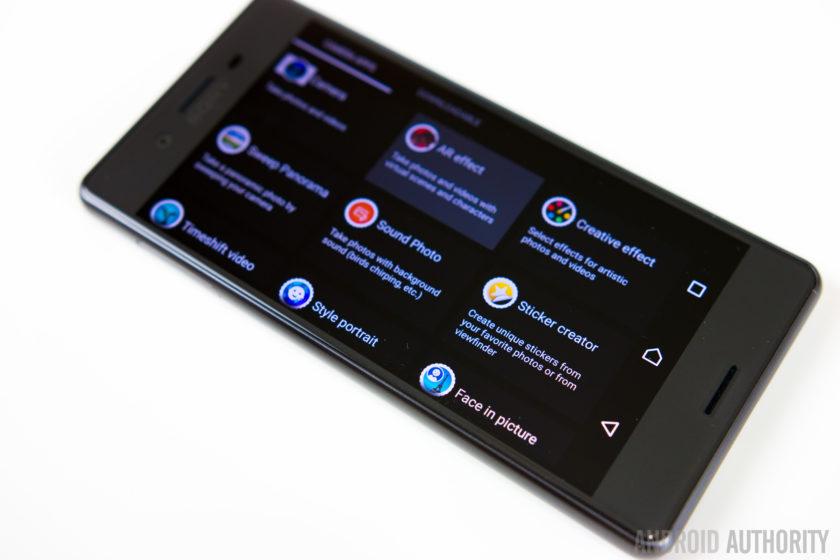 Sony Xperia X Performance Feature Focus screenshots-4