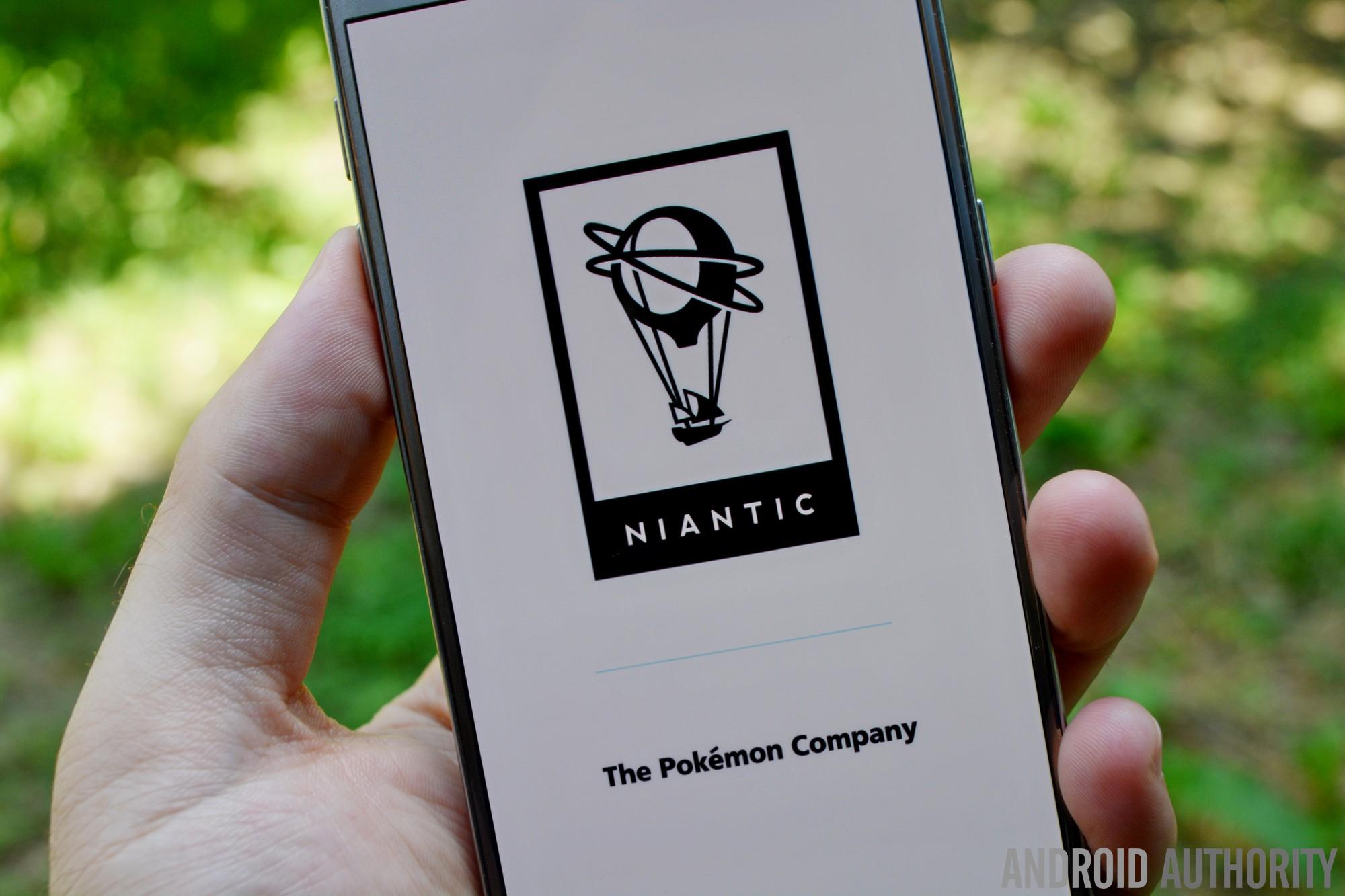 Pokemon Go Niantic logo