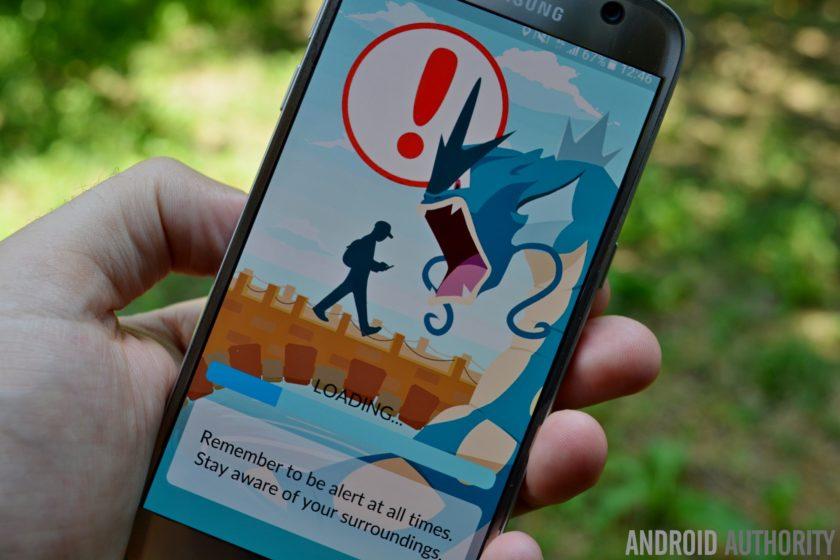 pokemon go 6 danger