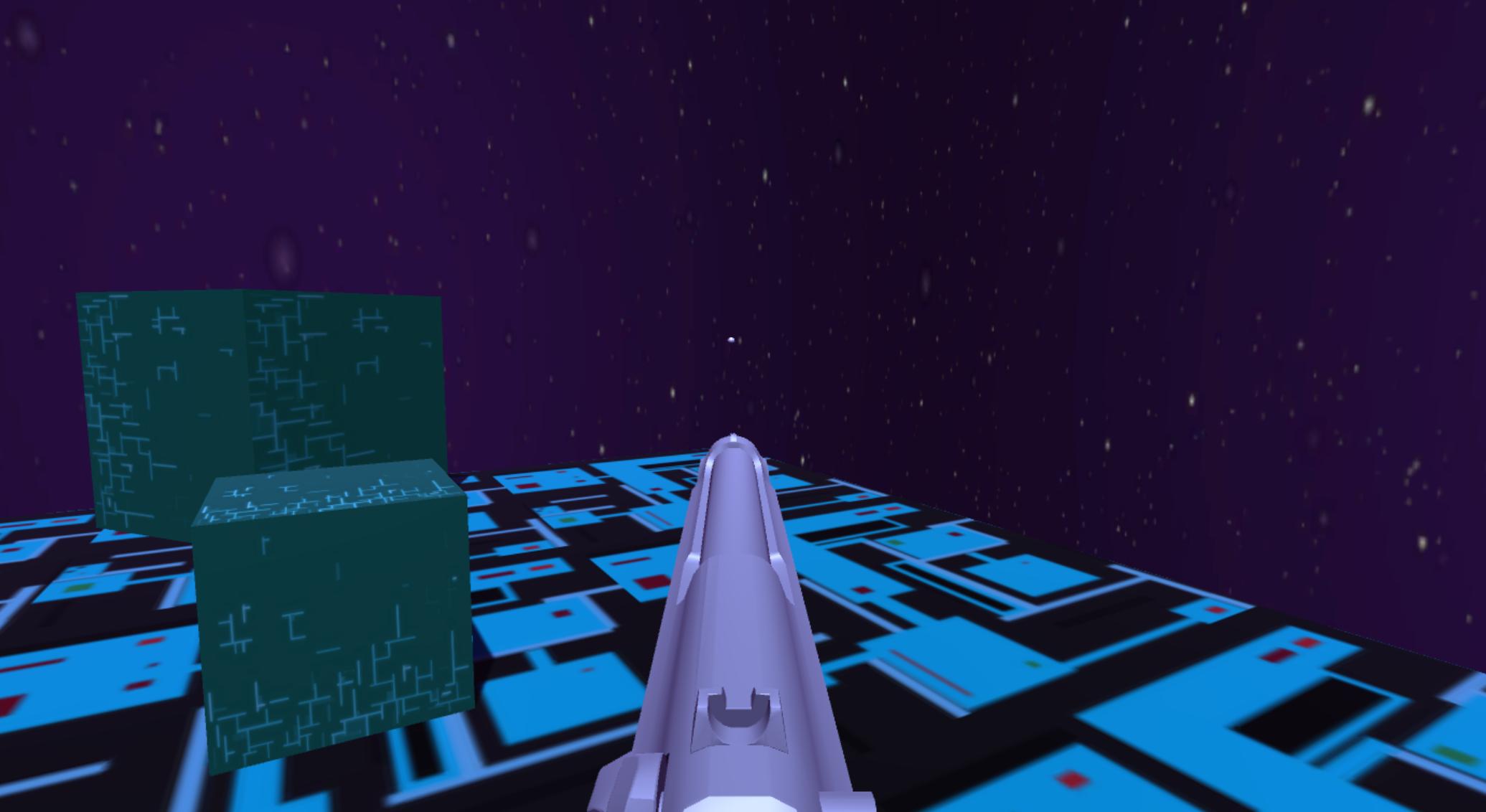 3D Shooter Feature