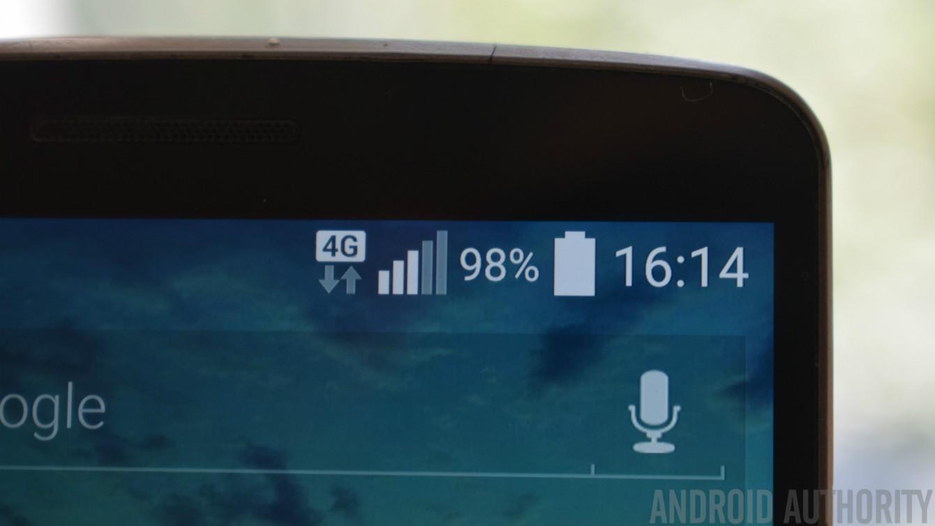 4G LTE icon 2