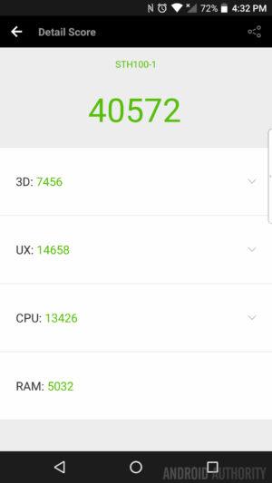 Blackberry DTEK50 screenshots-7