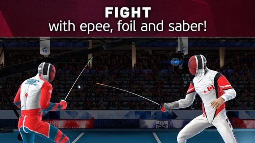 fie swordplay best new android games