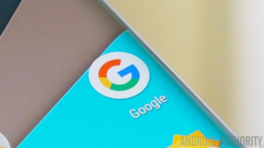 Google App icon teaser