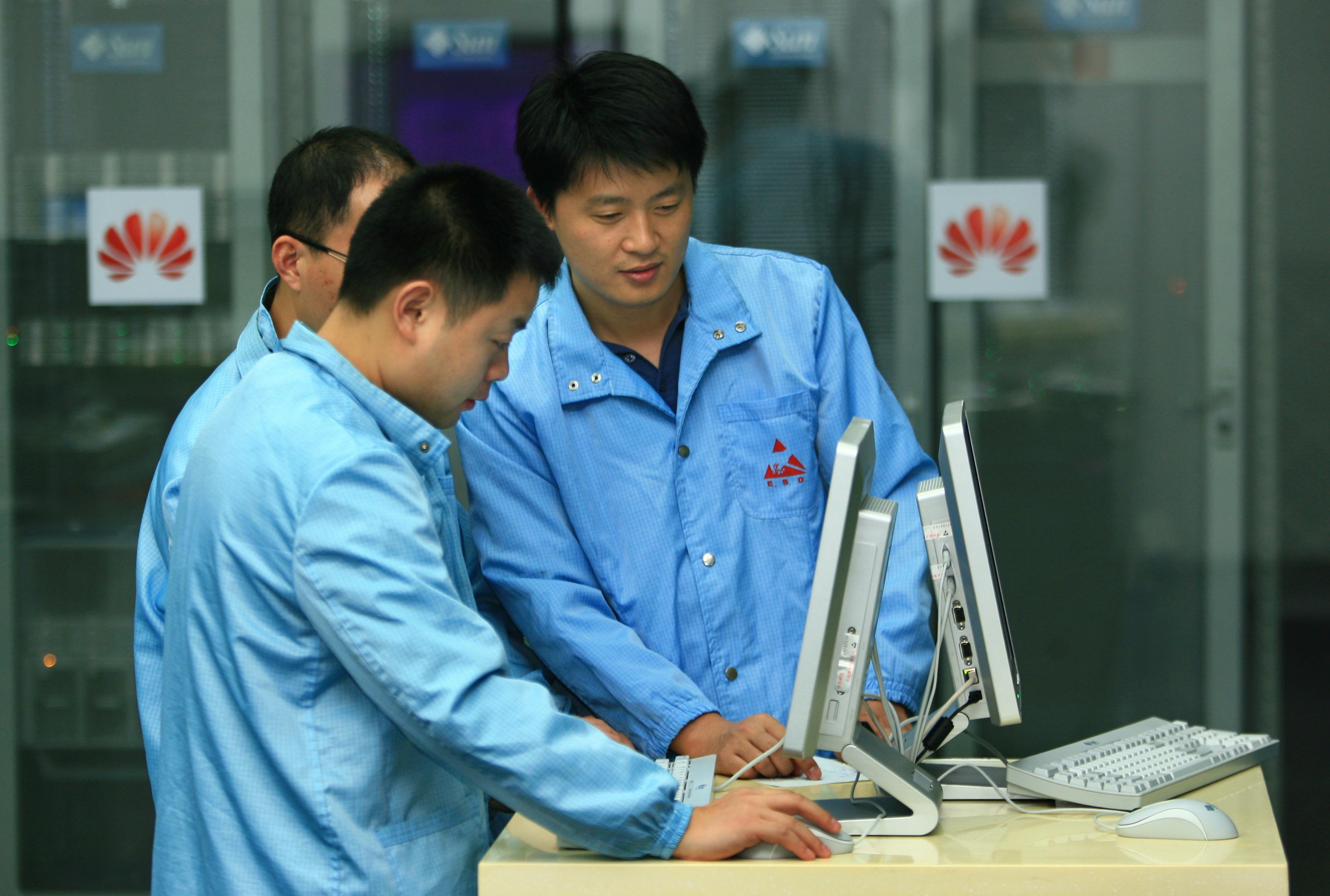 Huawei R&D