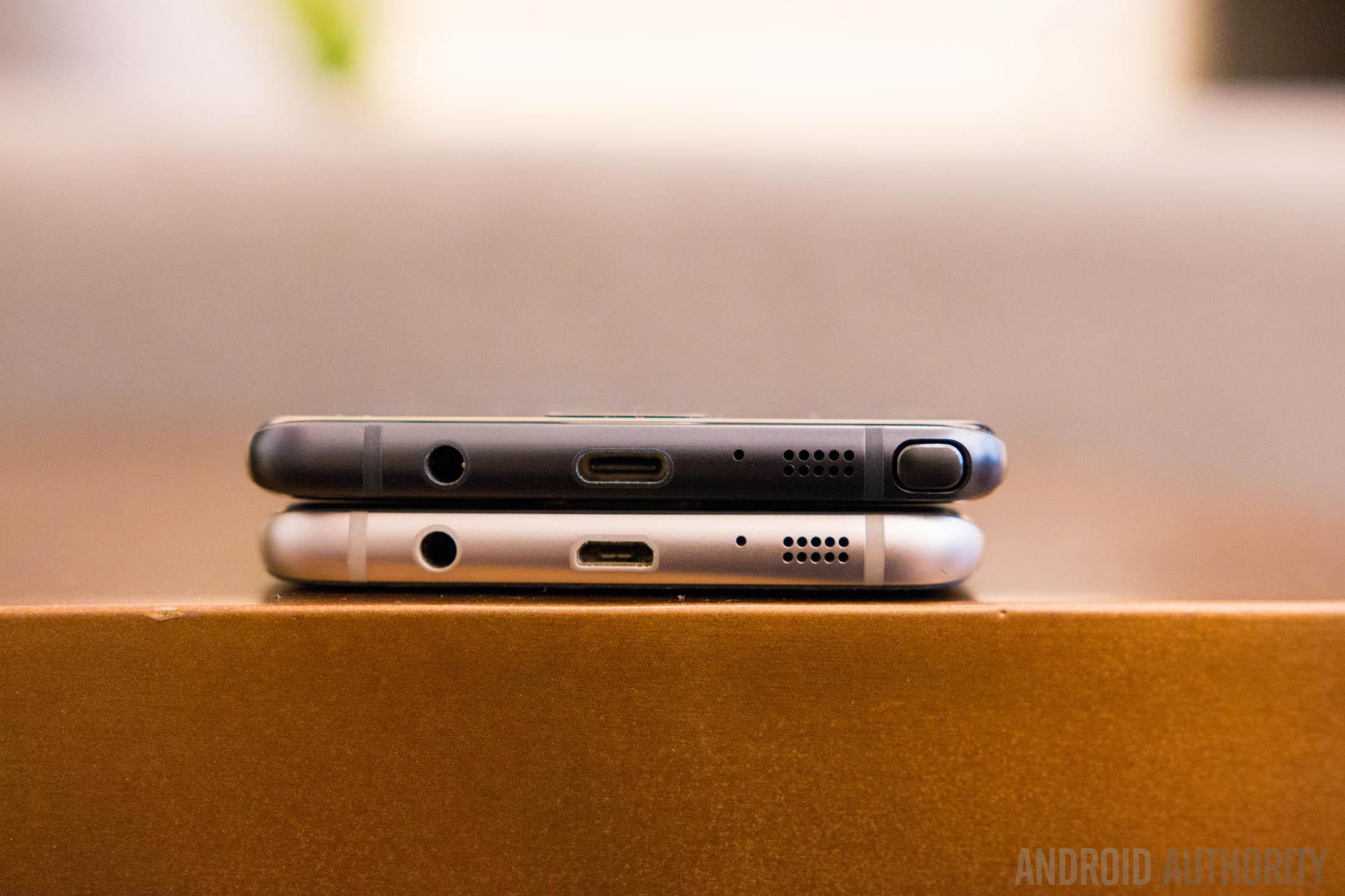 Samsung Galaxy Note 7 vs Samsung Galaxy S7 Edge-7