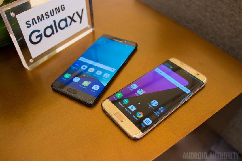 Samsung Galaxy Note 7 vs Samsung Galaxy S7 Edge-9