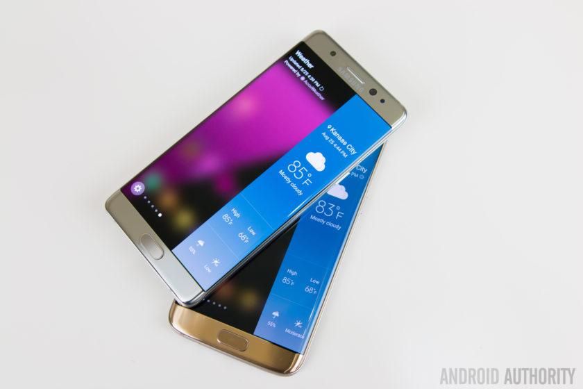 Samsung Galaxy Note7 versus Samsung Galaxy S7 Edge-13