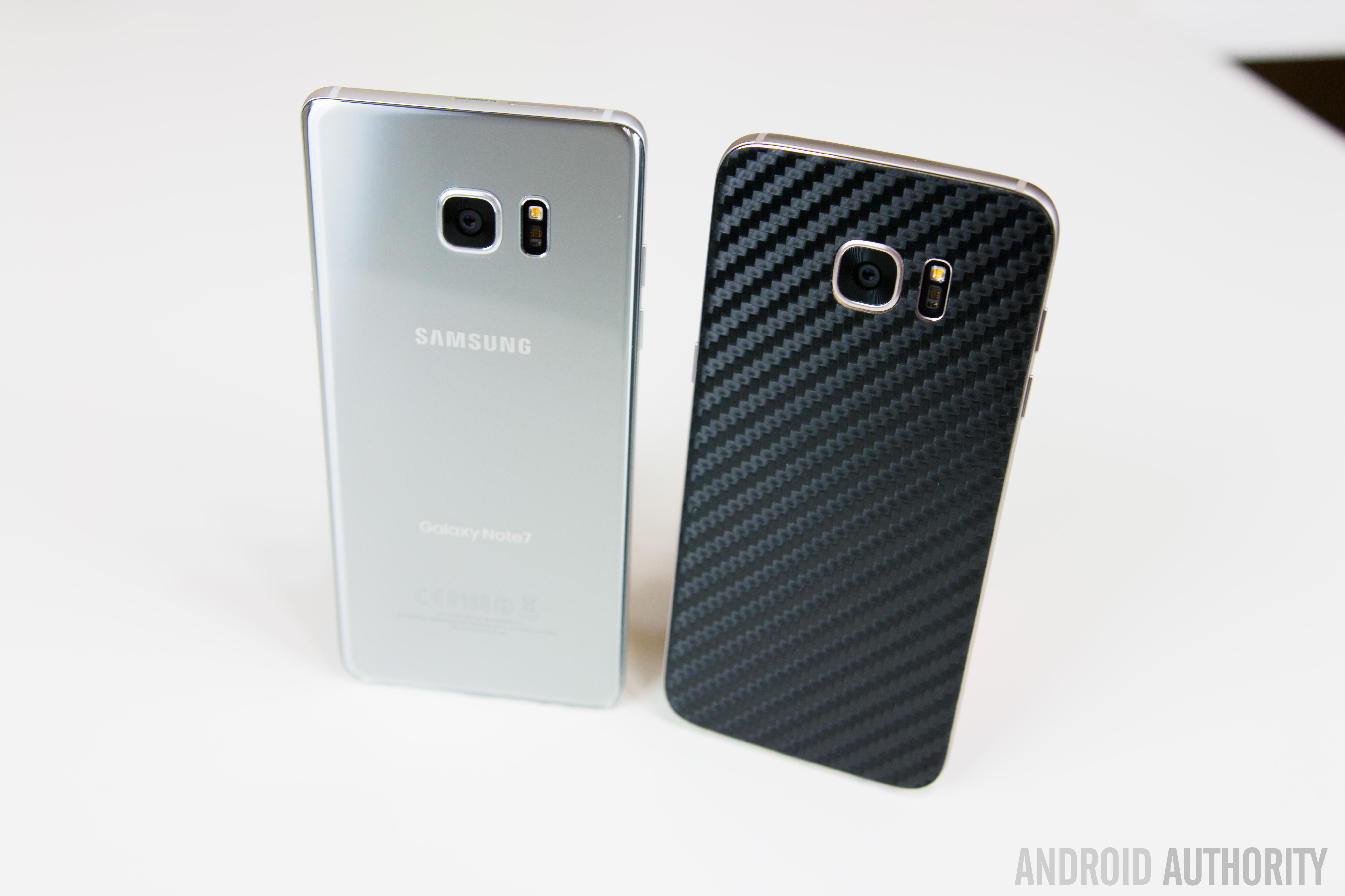 Samsung Galaxy Note7 versus Samsung Galaxy S7 Edge-17