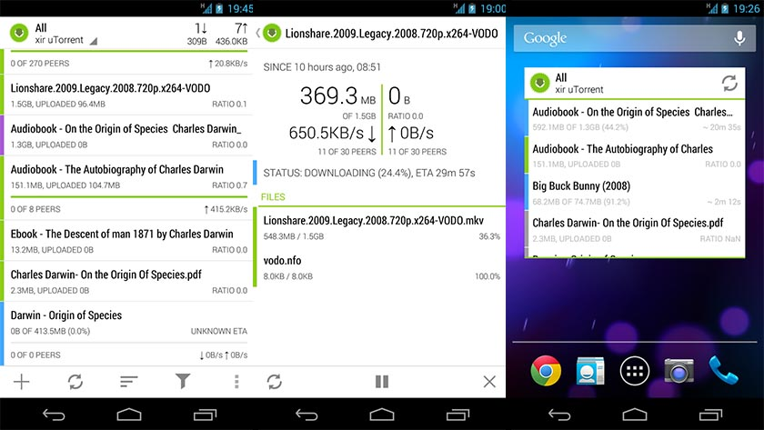 transdrome best torrent apps for android