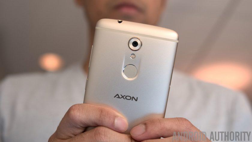 ZTE Axon 7 mini 5