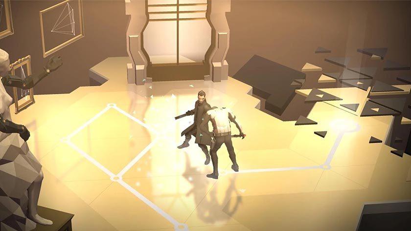 Square Enix Deus Ex Go