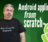 udemy course android developement