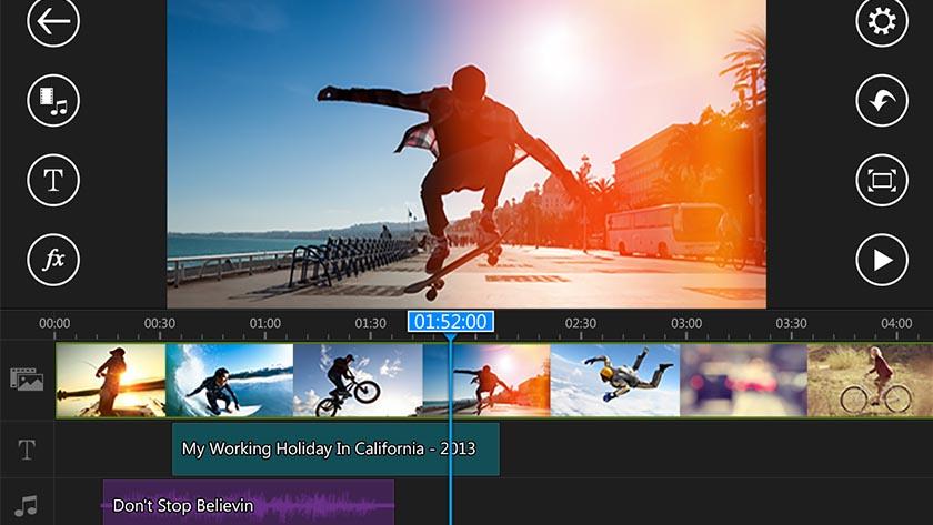 скачать на андроид приложение видеоредактор на андроид
