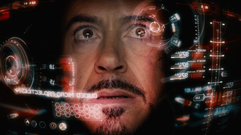 Iron Man HUD