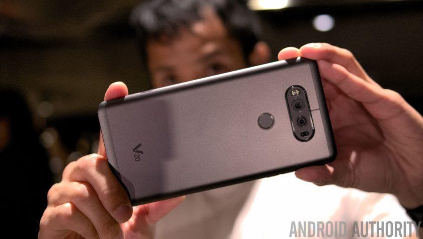 LG V20 hands on 12