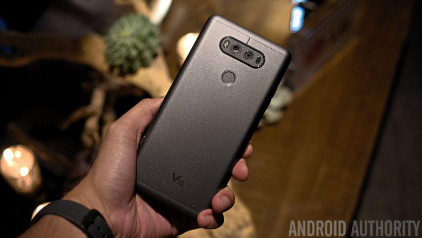 LG V20 hands on 20