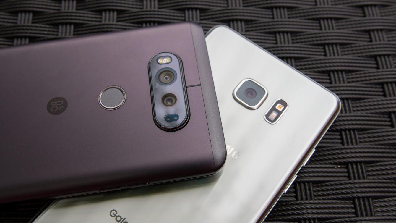 LG V20 vs Samsung Galaxy Note7 Quick Look-2