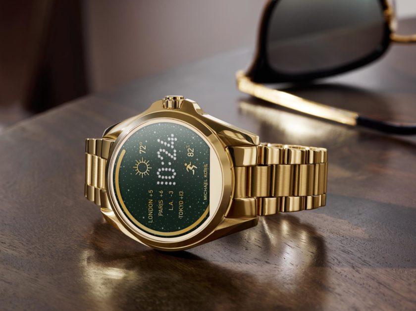 michael kors watches smart watch