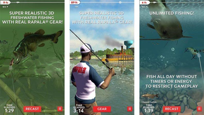 рыбалка цена бесплатно