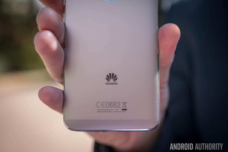 The Huawei Nova Plus.