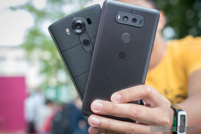 Trapela in rete la data di vendita di LG V30