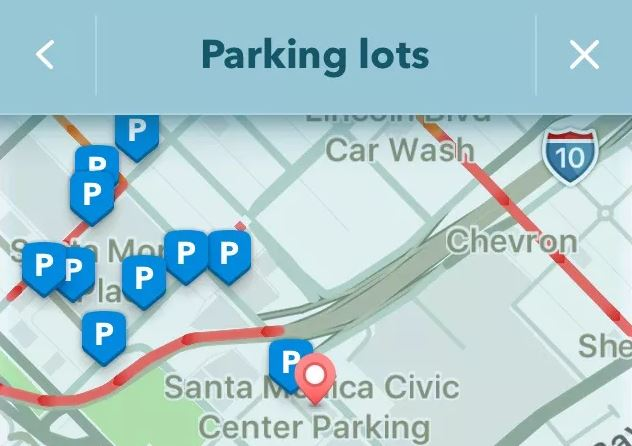 Waze adds parking advice to its features