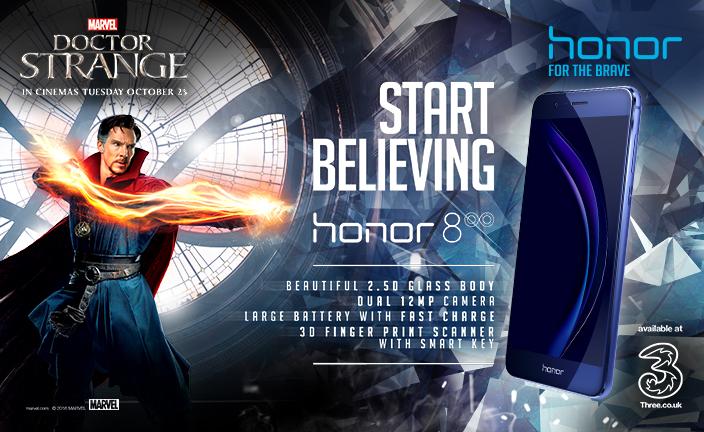 Dr Strange Honor 8 UK
