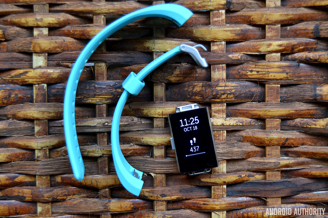 Fitbit Charge 2 review AA 3
