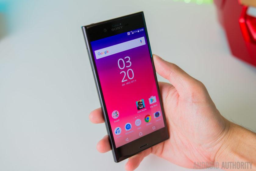 Sony Xperia XZ Review-1