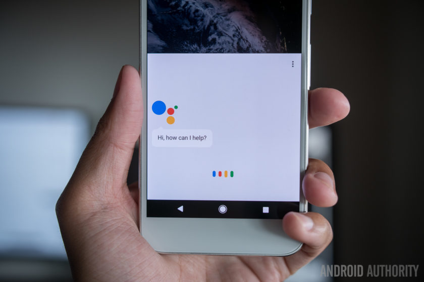 google pixel xl initial review aa (16 of 48) google assistant featured