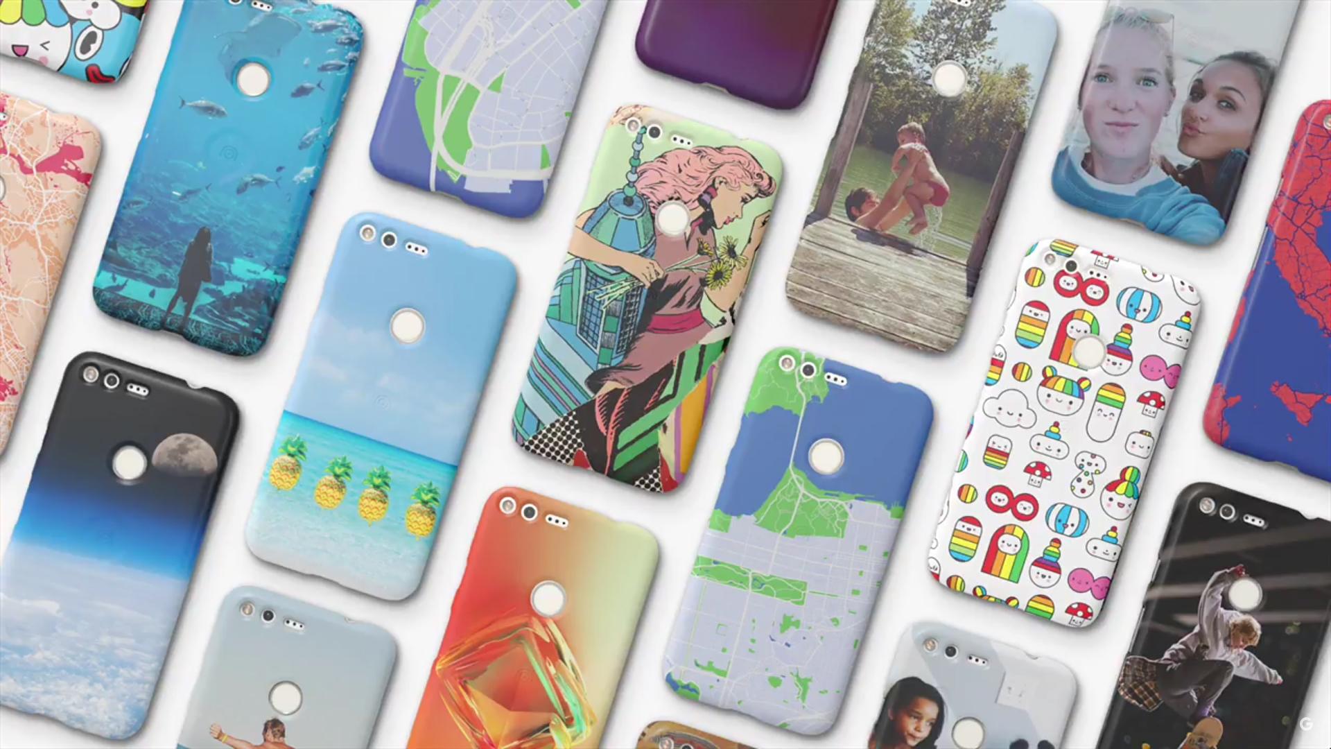 pixel cases -Google 2016