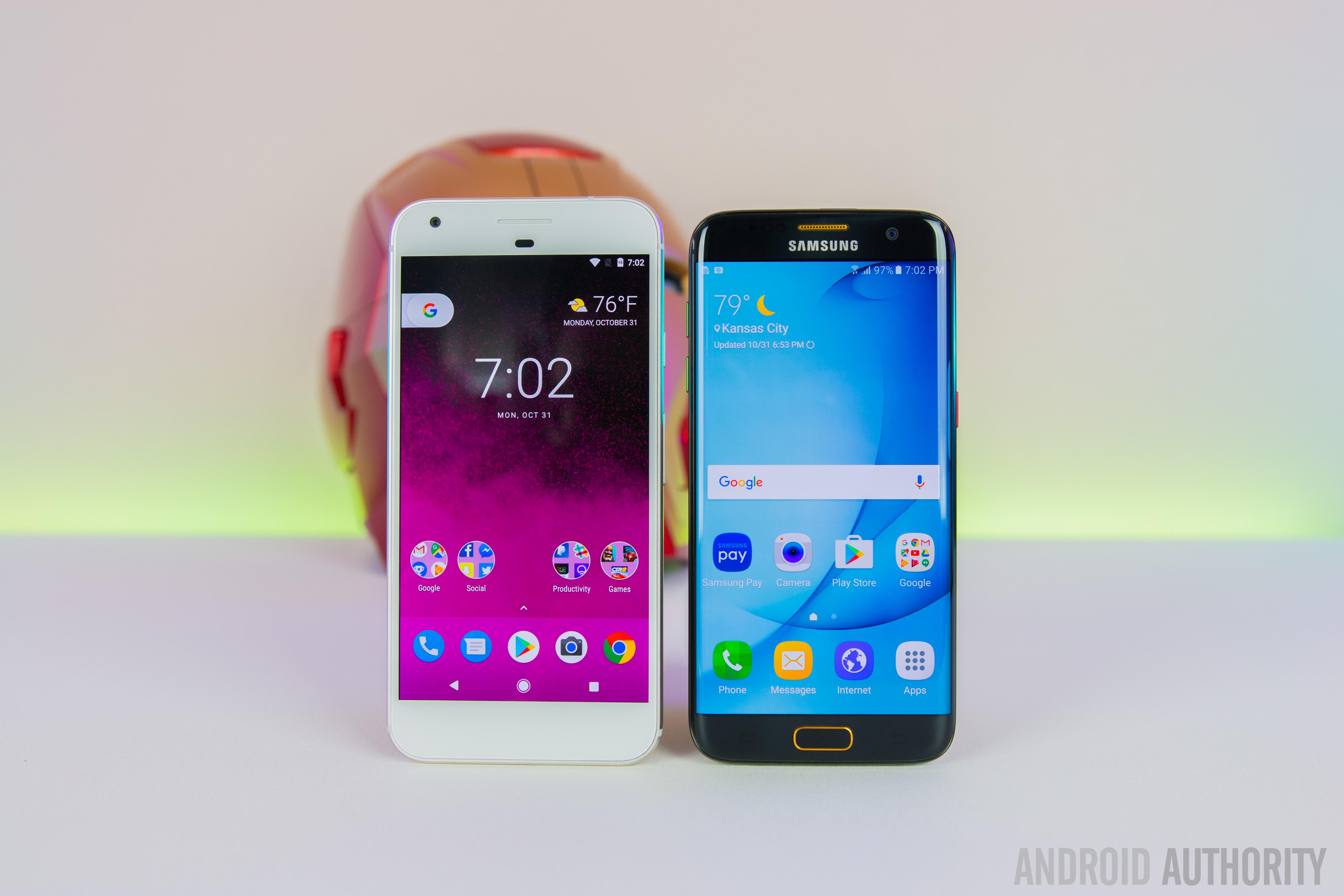 Samsung Galaxy S7 S7 Edge Stock Wallpapers Download: Download The Google Pixel Stock Wallpaper Here