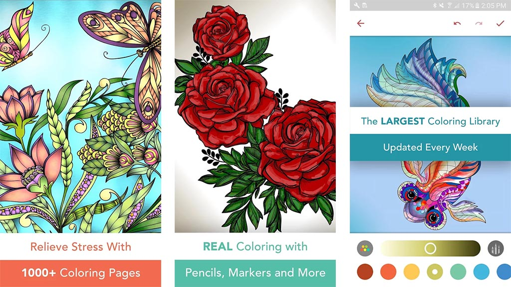 pigment Android Apps Weekly