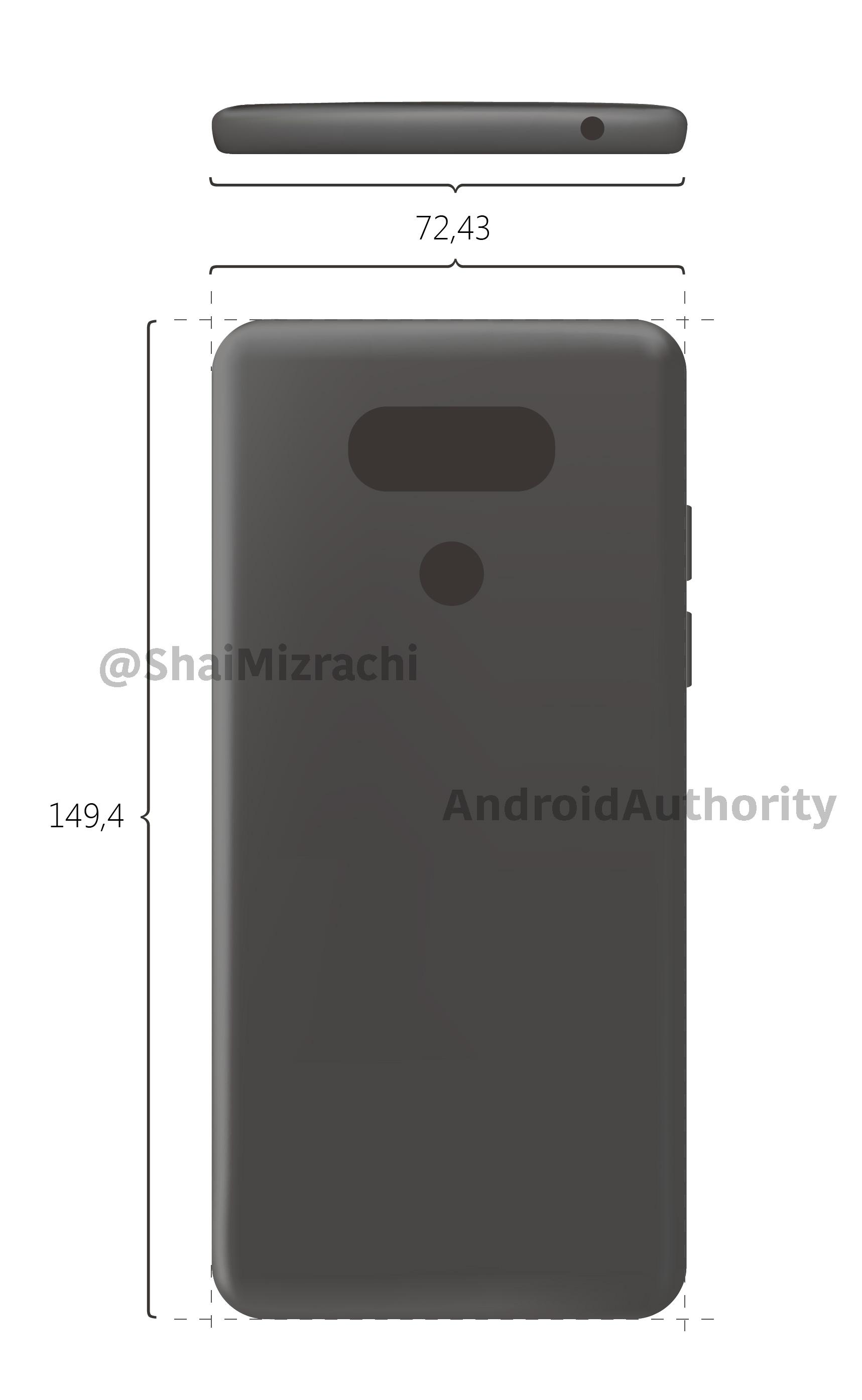 LG G6 leak shai mizrachi android authority