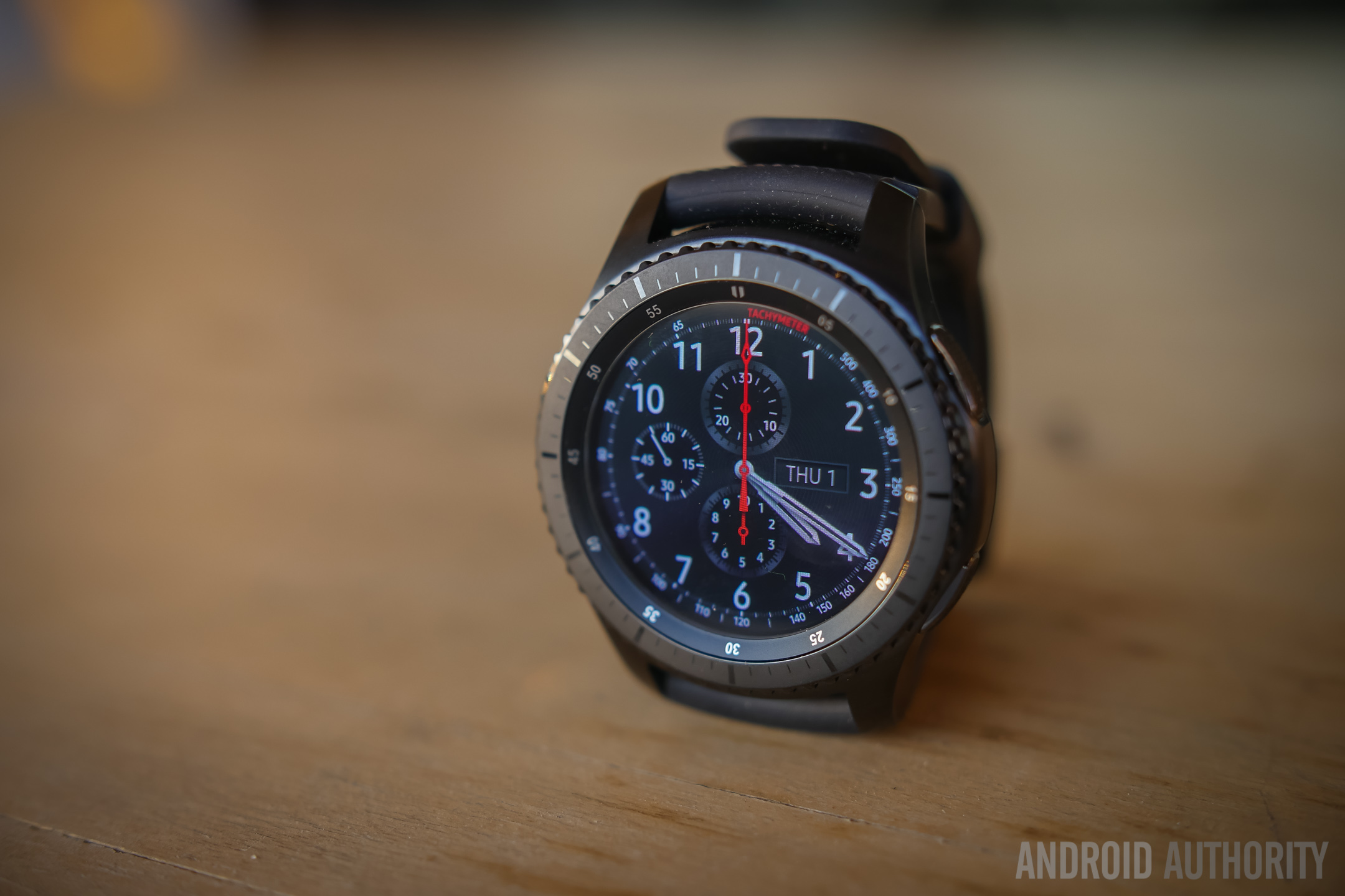Samsung Gear S3 Hands on: Blending timeless watchmaking with cutting-edge technology