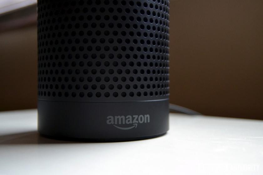 Amazon Echo problems: first gen base.